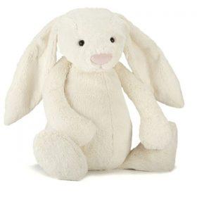 giant jellycat bashful cream bunny really big