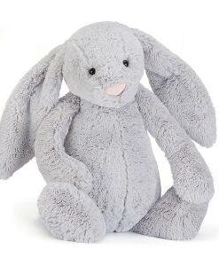 jellycat bashful silver bunny huge
