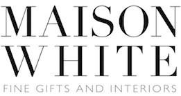 Logo Maison White