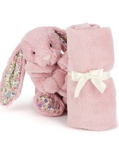Jellycat Blossom Bunny Tulip Soother
