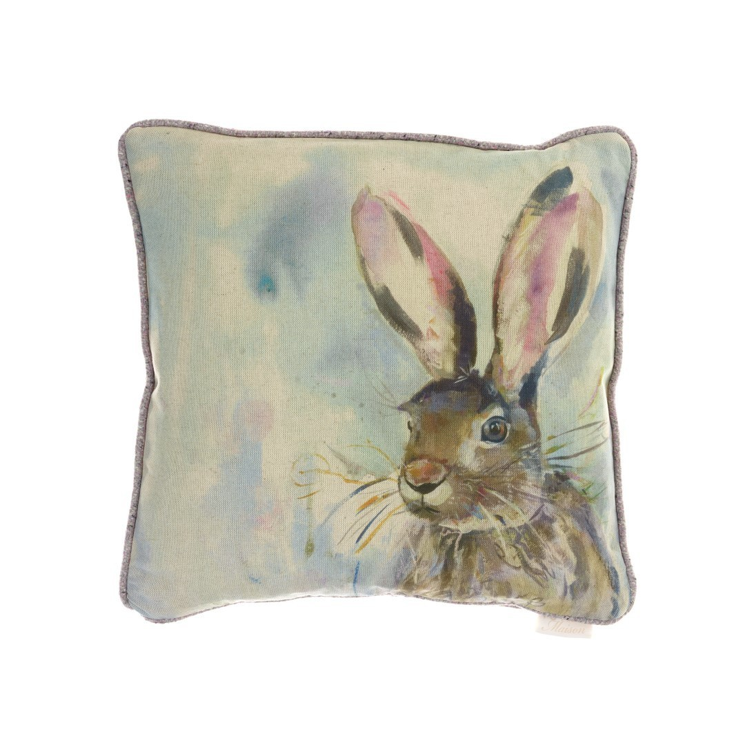 Voyage Maison Harriet Hare Cushion C160045