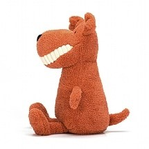 Jellycat Toothy Mutt Side TO3MT