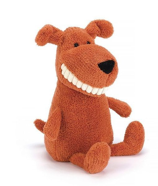 Jellycat Toothy Mutt Small TOS6MT