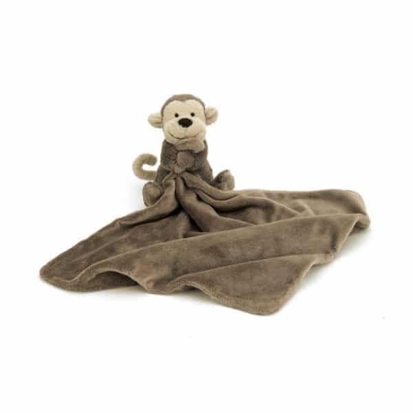 Jellycat Bashful Monkey Soother SO4MK