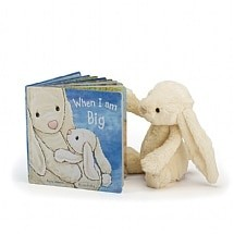 Jellycat When I am big book 2 BK4WIB