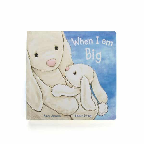 Jellycat When I am big book BK4WIB