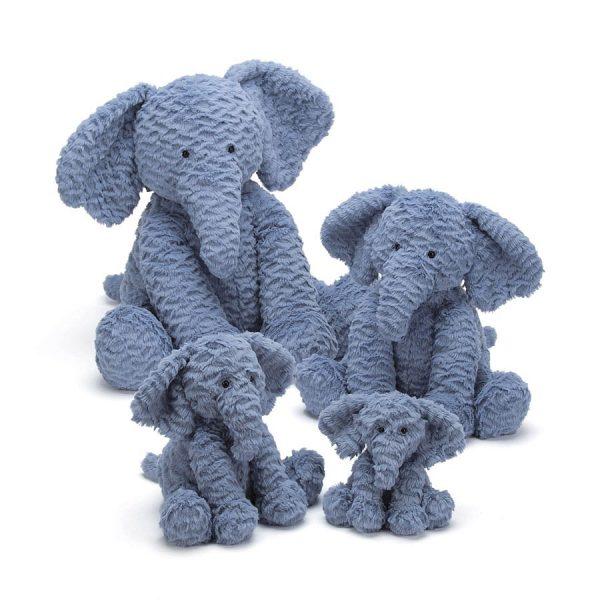 Jellycat Fuddlewuddle Elephant FW6EUK_3