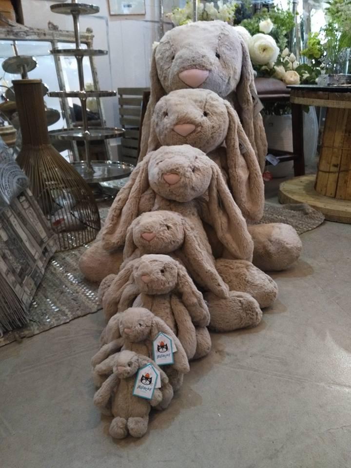 jellycat bashful bunny sizes
