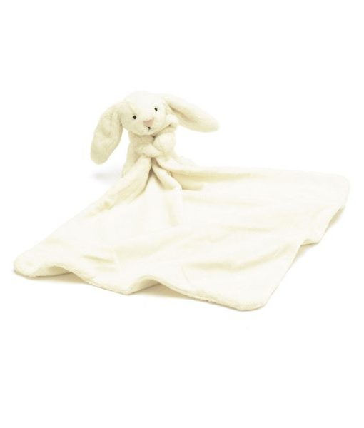 Jellycat Bashful Cream Bunny Soother BB4BC