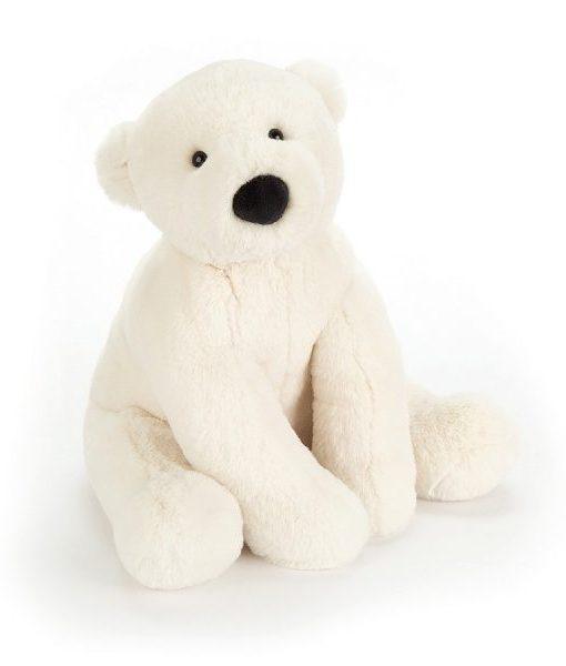 Jellycat Perry Polar Bear Small PE2PBL