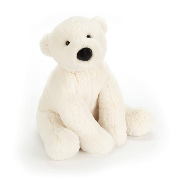 Jellycat Perry Polar Bear Small Free Delivery At Maison
