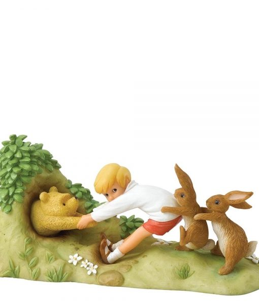 Classic Pooh 90th Anniversary Figurine A27728