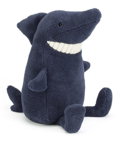 Jellycat Toothy Shark TO3SH