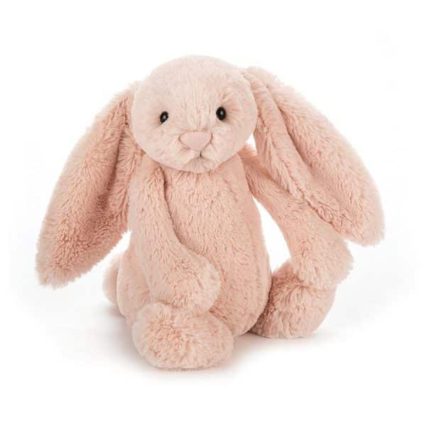 Jellycat Bashful Blush Bunny BAS3BLU