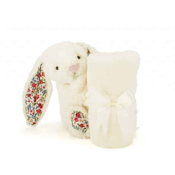 Jellycat Blossom Cream Bunny Soother BBL4CBB_1