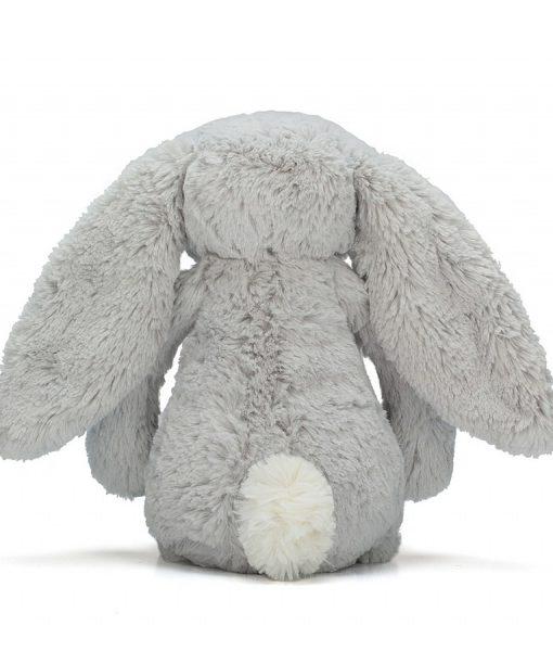 Jellycat Silver Bunny Back