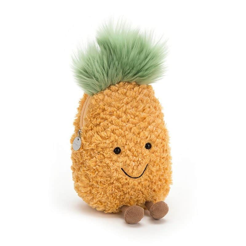 Jellycat Amuseable Pineapple Set Free Delivery At Maison