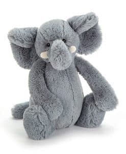 Jellycat Bashful Elephant BAS3ELG