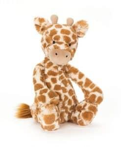 Jellycat Bashful Giraffe BAS3GN