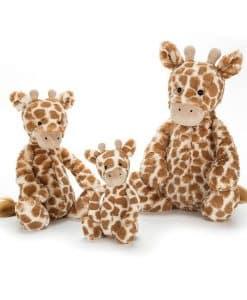Jellycat Bashful Giraffe BAS3GN_3