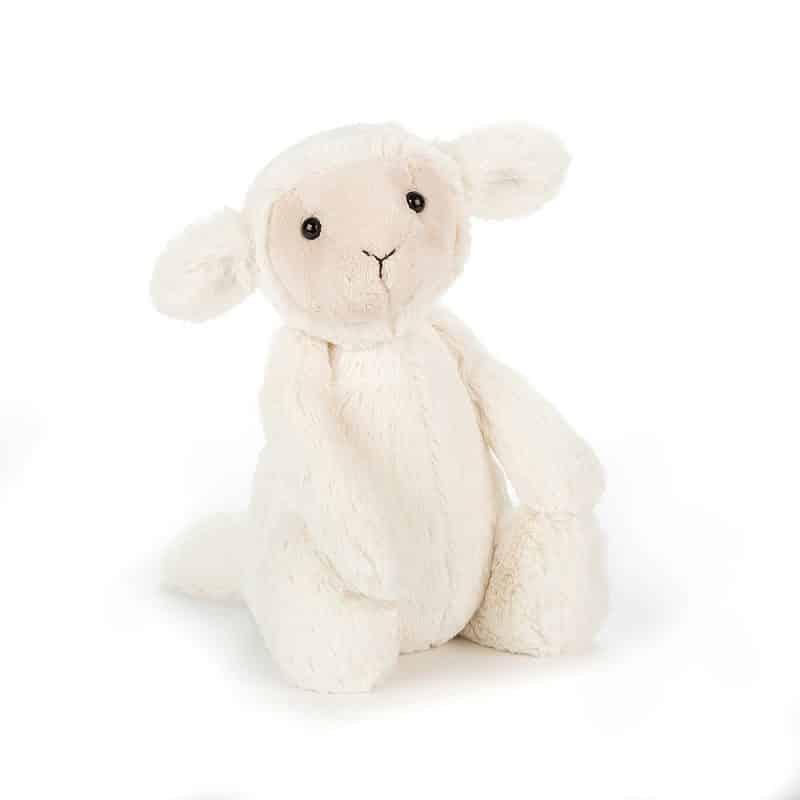 Jellycat Bashful Lamb BAS3LUS