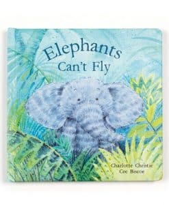 Jellycat Elephants Can't Fly Book BK4ECF