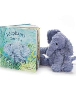 Jellycat Elephants Can't Fly Book BK4ECF_1