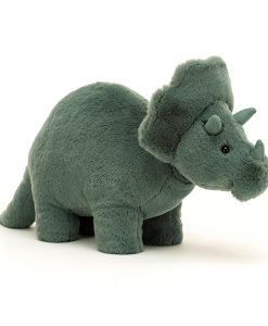 Jellycat Fossilly Triceratops FOS2T_2