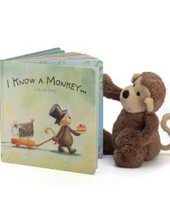 Jellycat I Know a Monkey BK4IKM_1