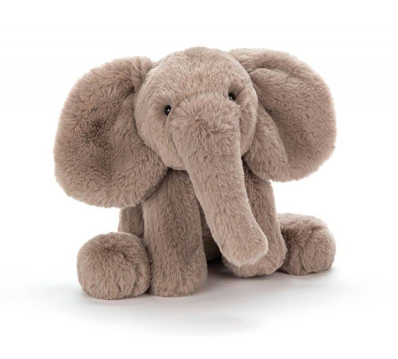 Jellycat Smudge Elephant SMG2EL