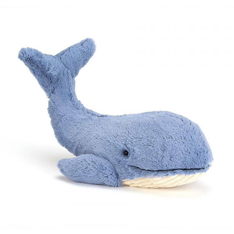 Jellycat Wilber Whale WIL2W