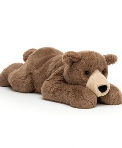 Jellycat Woody Bear Lying WO1LB_2