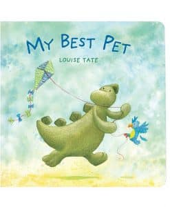 Jellycat my Best Pet Book BK4BP