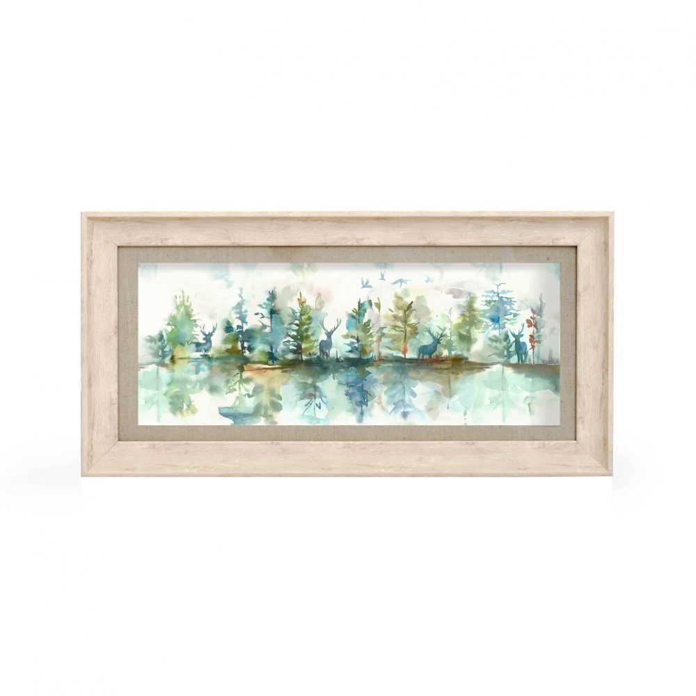 Voyage Maison Wilderness Topaz Framed Art E180010