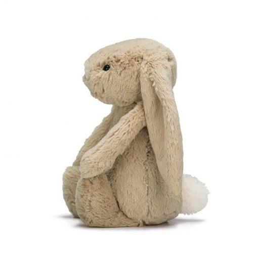 Jellycat Bashful Beige Bunny BAS3B_1