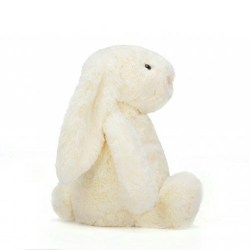 Jellycat Bashful Cream Bunny BAS3BC_1