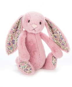 Jellycat Bashful Tulip Bunny Chime BLS4TBC