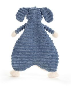 Jellycat Cordy Roy Baby Elephant Soother SRS4EL 1