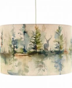Voyage Maison Lamp Shade Eva Wilderness Topaz
