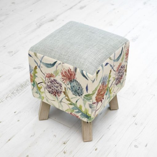 Voyage Maison Meadwell Toby Footstool FS17008