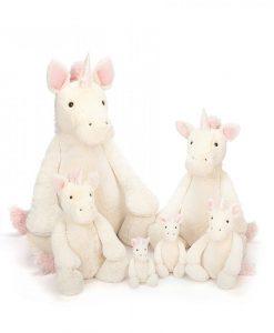 Jellyact Bashful Unicorn Family BARB1UN_3