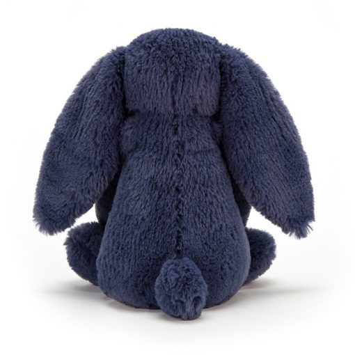Jellycat Bashful Navy Bunny Medium BAS3NB_2
