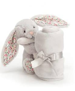 Jellycat Blossom Silver Bunny Soother BBL4BS_1