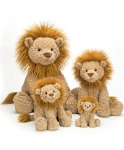 Jellycat Fuddlewuddle Lion Family FW6LN_3