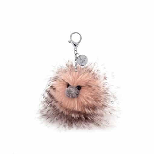 Jellycat Glad to be me Ostrich Bag Charm GBM4BC