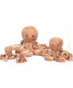 Jellycat Odell Octopus Group