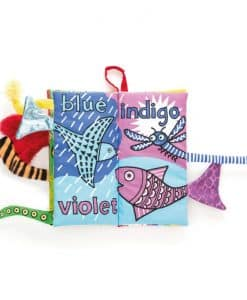 Jellycat Rainbow Tails Book BK444RBT_1