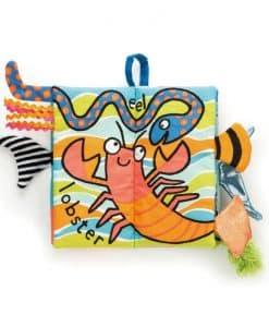 Jellycat Sea Tails Book BK4ST_1