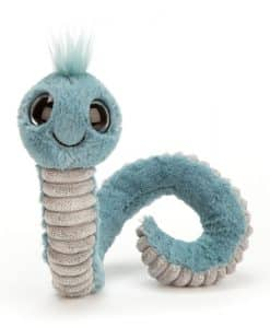 Jellycat Wiggly Worm Blue WW3B