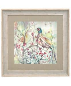Voyage Maison Blackberry Row Framed Art E170108